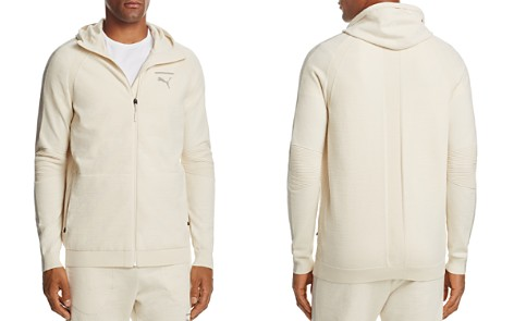 PUMA EvoKNIT Move Zip Hooded Sweatshirt - Bloomingdale's_2