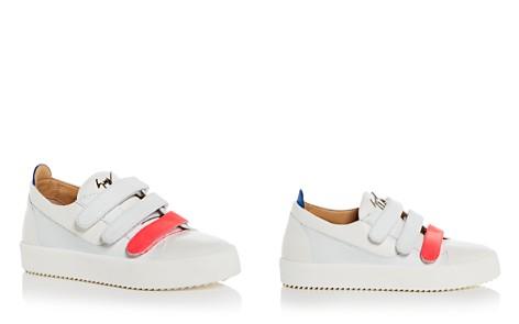 Giuseppe Zanotti Women's Lindos Leather Platform Sneakers - Bloomingdale's_2