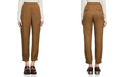 BCBGMAXAZRIA Cian Twill Cargo Pants - Bloomingdale's_2