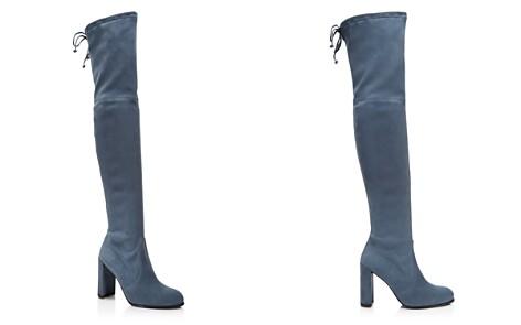 Stuart Weitzman Women's Hiline Suede Over-the-Knee Boots - Bloomingdale's_2