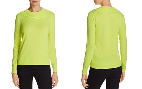 Burberry Cashmere Crewneck Sweater - Bloomingdale's_2