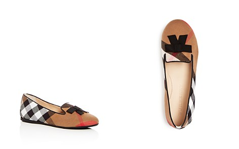 Burberry Girls' House Check Ally Ballet Flats - Toddler, Little Kid, Big Kid - Bloomingdale's_2