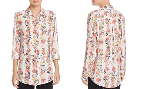 Equipment Essential Floral Print Silk Shirt - Bloomingdale's_2