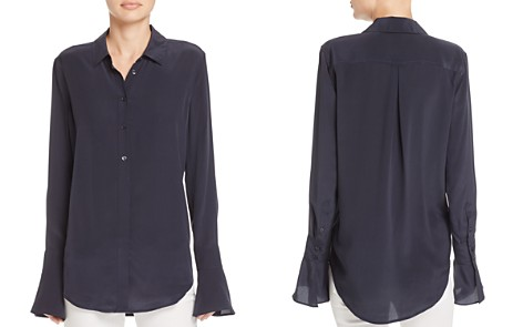 Equipment Daphne Silk Shirt - Bloomingdale's_2