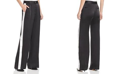 Equipment Arlen Warm-Up Silk Pants - Bloomingdale's_2