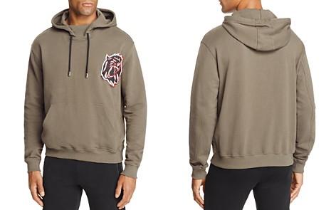 Versus Versace Lion Patch Hooded Sweatshirt - Bloomingdale's_2