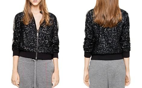 Zadig & Voltaire Baby Deluxe Sequin-Embellished Jacket - Bloomingdale's_2