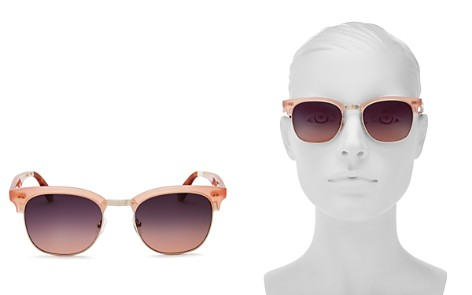 TOMS Women's Gavin Round Sunglasses, 50mm - Bloomingdale's_2