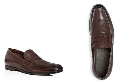 To Boot New York Men's Lind Leather Penny Loafres - Bloomingdale's_2
