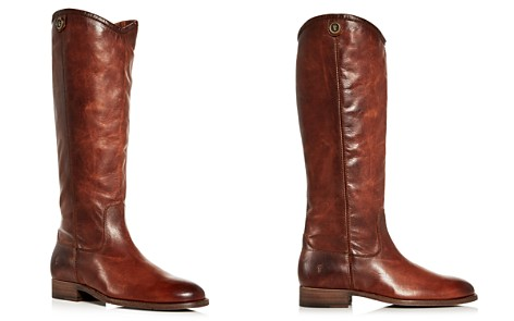 Frye Women's Melissa Button 2 Extended Calf Leather Tall Boots - Bloomingdale's_2