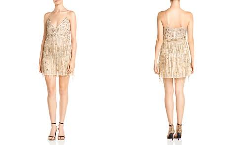 Haute Hippie Taken Embellished Mini Dress - Bloomingdale's_2