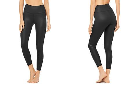 Alo Yoga 7/8 High-Waist Airbrush Leggings - Bloomingdale's_2