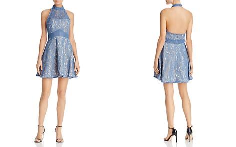 La Maison Talulah Delilah Halter Mini Dress - Bloomingdale's_2