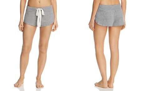 Eberjey Heather Slub Shorts - Bloomingdale's_2