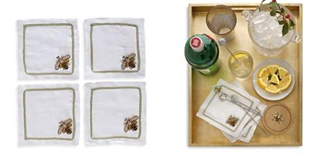 Joanna Buchanan Bee Cocktail Napkins, Set of 4 - Bloomingdale's Registry_2