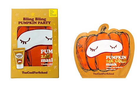 Too Cool For School Bling Bling Pumpkin Party Gift Set - Bloomingdale's_2