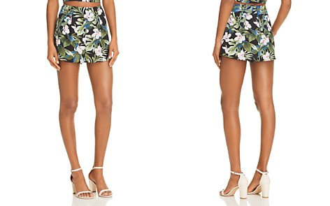 Show Me Your MuMu Sawyer Printed Shorts - 100% Exclusive - Bloomingdale's_2