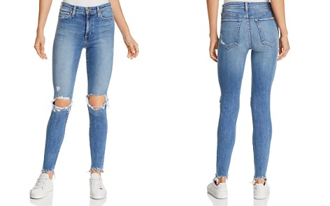 Joe's Jeans The Charlie Ankle Skinny Jeans in Kiara - Bloomingdale's_2