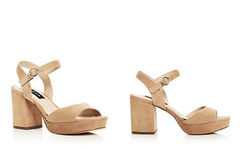 AQUA Women's Bella Suede Block Heel Platform Sandals - 100% Exclusive - Bloomingdale's_2