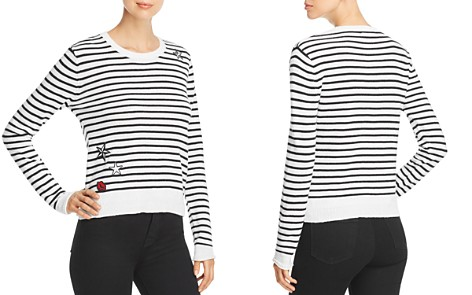 Michael Stars Embellished Sailor Sweater - Bloomingdale's_2