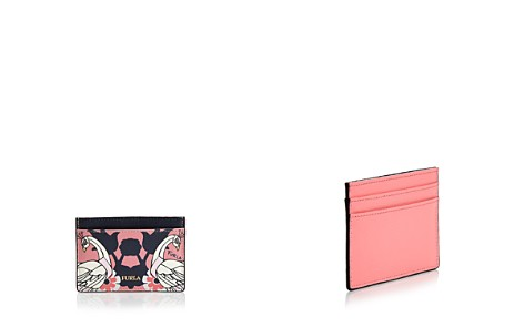 Furla Babylon Small Leather Card Case - Bloomingdale's_2
