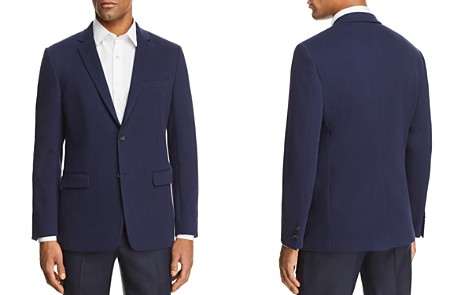 Theory Gansevoort Luxe Piqué Slim Fit Sport Coat - Bloomingdale's_2