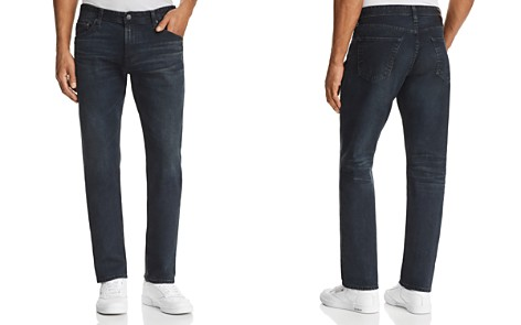 AG Graduate Slim Straight Fit Jeans in 6 Years Night Scene - Bloomingdale's_2