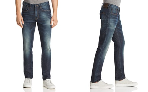 PRPS Goods & Co. Turning Super Slim Fit Jeans in Medium Blue - Bloomingdale's_2