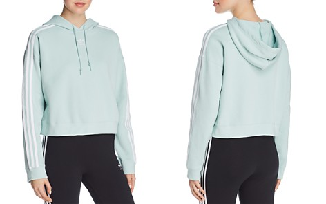 adidas Originals Cropped Hoodie - Bloomingdale's_2