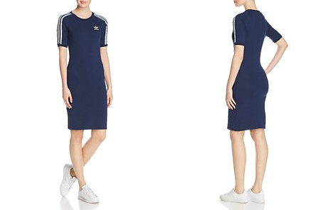 adidas Originals T-Shirt Dress - Bloomingdale's_2