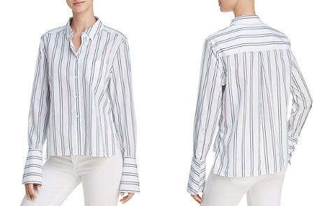 Equipment Huntley Striped Shirt - Bloomingdale's_2