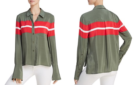 Equipment Huntley Silk Shirt - Bloomingdale's_2