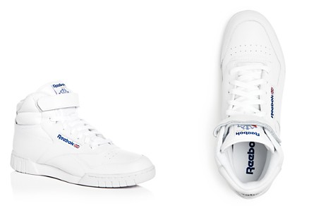 Reebok Men's Ex-O-Fit Leather High Top Sneakers - Bloomingdale's_2