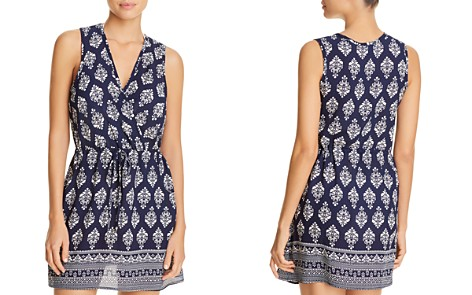 J. Valdi Portofino Sleeveless Dress Swim Cover-Up - Bloomingdale's_2