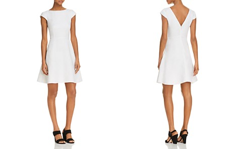 Theory Cap-Sleeve Dress - Bloomingdale's_2