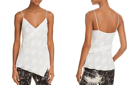 Theory Crossover Camisole Top - Bloomingdale's_2