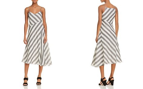 Theory Spaghetti Day Dress - Bloomingdale's_2