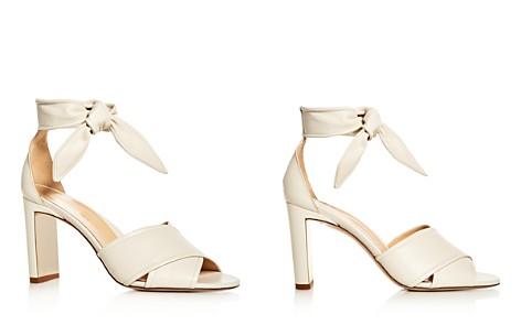 MARION PARKE Women's Leah Leather Ankle Tie High-Heel Sandals - Bloomingdale's_2
