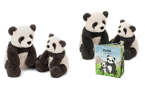 Jellycat Large Harry Panda - Ages 0+ - Bloomingdale's_2