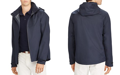 Polo Ralph Lauren Waterproof Hooded Jacket - Bloomingdale's_2