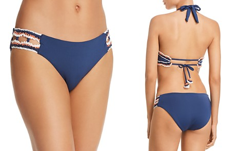 BECCA® by Rebecca Virtue Medina Split Tab American Bikini Bottom - Bloomingdale's_2