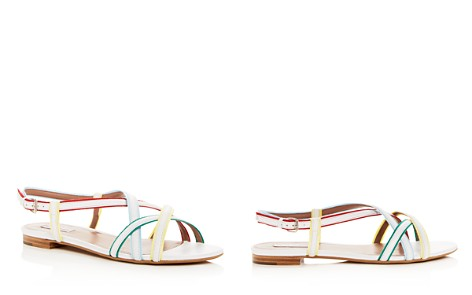 Tabitha Simmons Women's Sarlo Leather Color Block Sandals - Bloomingdale's_2