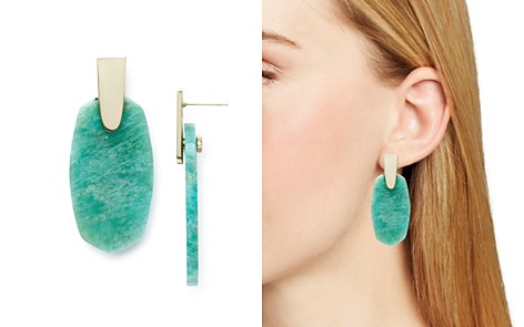 Kendra Scott Aragon Amazonite Earrings - 100% Exclusive - Bloomingdale's_2