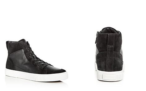 Vince Men's Kameron Leather & Suede High Top Sneakers - Bloomingdale's_2
