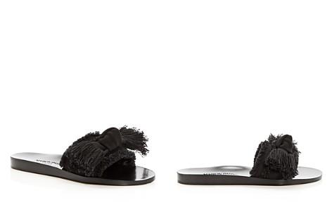 MARION PARKE Women's Jordan Fringed Slide Sandals - Bloomingdale's_2
