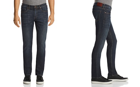 Paige Federal Slim Fit Jeans in Hartwell - Bloomingdale's_2