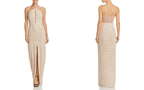 Aidan Aidan Sequin-Embellished Gown - Bloomingdale's_2