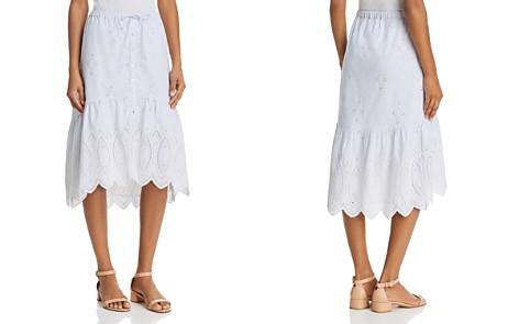 Joie Chantoya Eyelet Skirt - Bloomingdale's_2