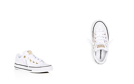 Converse Girls' Chuck Taylor All Star Street Slip-On Sneakers - Toddler, Little Kid - Bloomingdale's_2