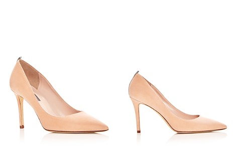 SJP by Sarah Jessica Parker Women's Fawn Suede Pointed Toe Pumps - 100% Exclusive - Bloomingdale's_2